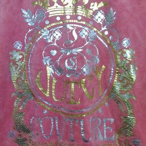 Juicy Couture tracksuit set